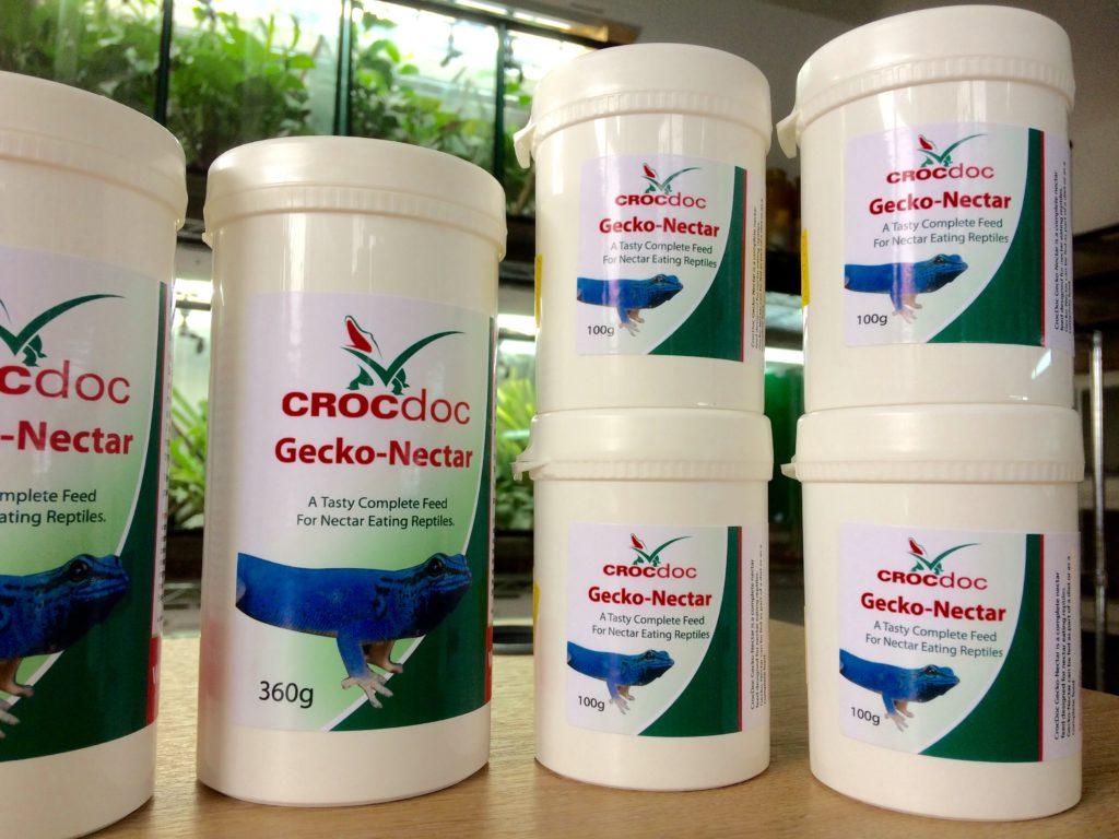 Crocdoc Gecko Nectar